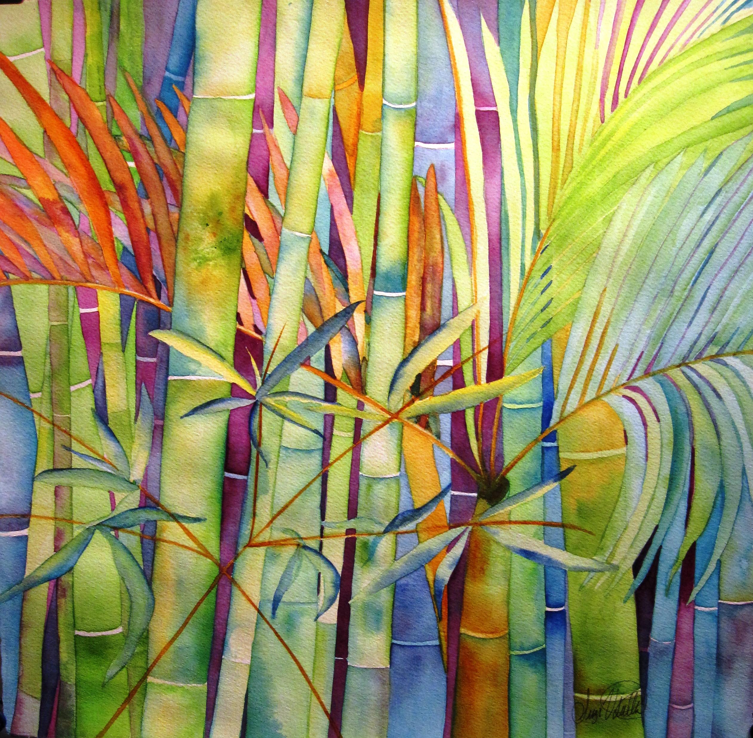 Landscapes Suzi Vitulli Art